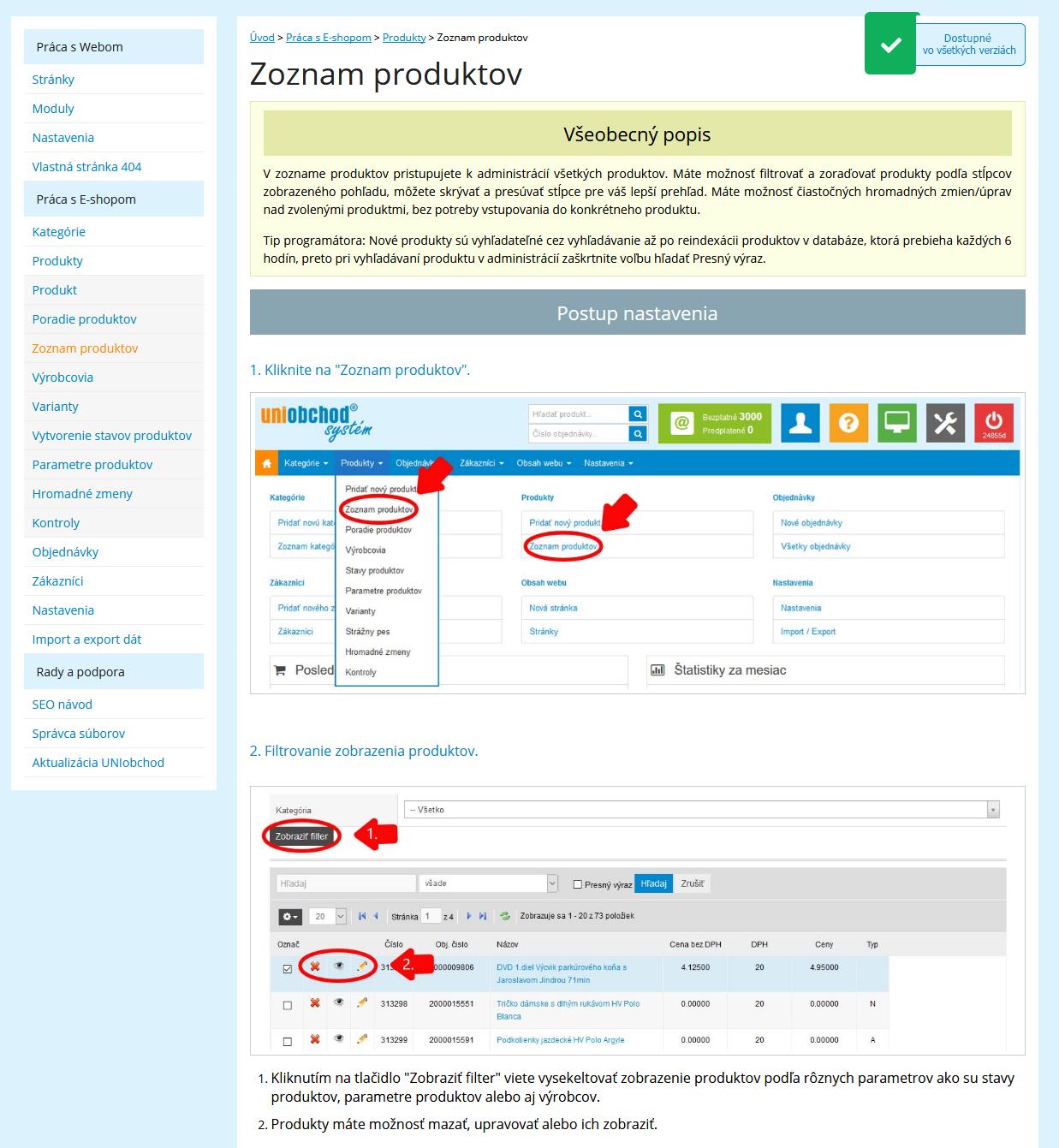 Softvér pre vytvorenie dátumu webovej stránky