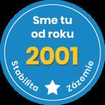 Sme tu od roku 2001